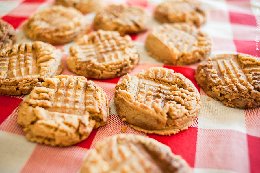 Peanut Butter Nutella Cookies-1