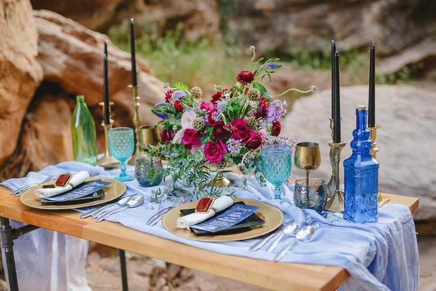 Wedding Invites St George UT by April Davis-5