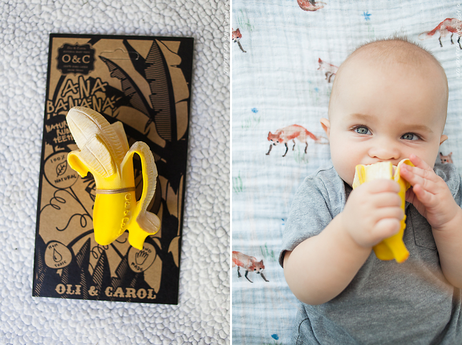 Cutest Banana teether