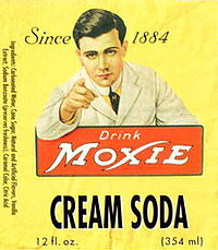 A_classic-styled_modern_label_from_a_bottle_of_Moxie_brand_cream_soda